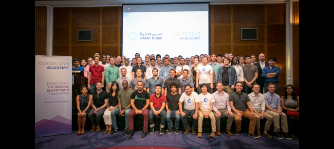 Dubai Hosts First Ever Graduation of Ethereum Blockchain Developers