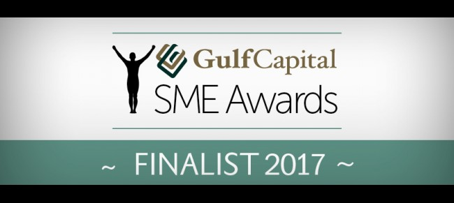 BRAVE is honoured to be a finalist in the Gulf Capital SME Awards